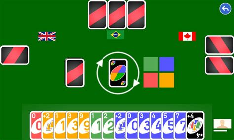 Uno Number color number card uno for android apk