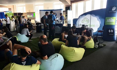 chill zone bean bags confitura java warsaw what to expect softwareplant
