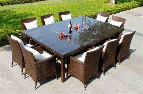 poly wicker outdoor furniture decor ideasdecor ideas