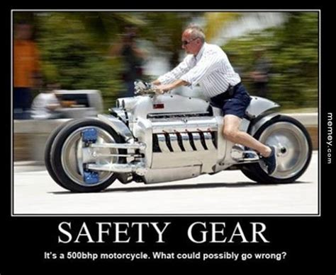 Motorcycle Meme - ronn greer bikers in 15 memes