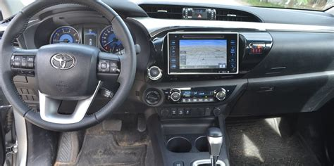 nissan frontier 2016 interior 2016 toyota hilux revo exterior and interior review 2017