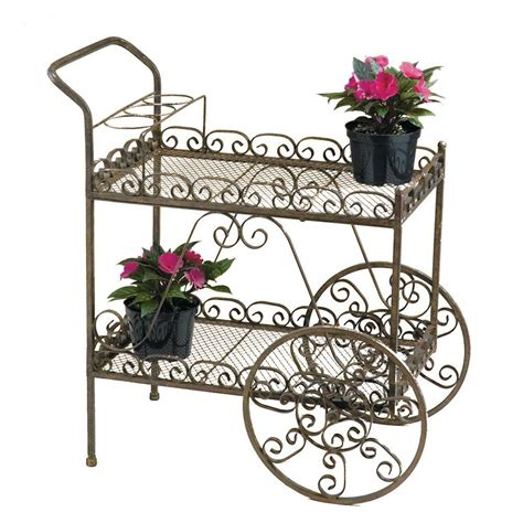 Gift Ideas For Kitchen deer park tea cart tc101 the home depot