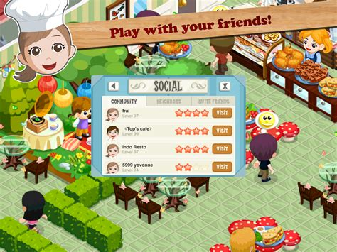 play free online home design story restaurant story tropic bliss android apps on google play