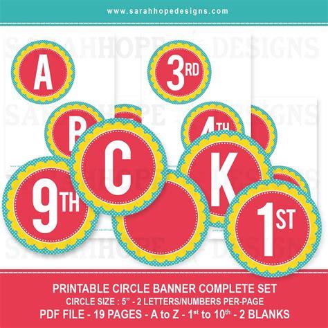 free printable birthday banner letters scrapheap challenge com