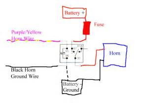 5 best images of car horn diagram 1965 ford galaxie