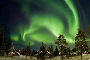From the photographer quot saariselka is a very good location for auroras