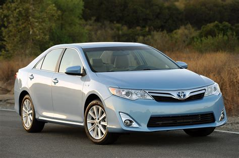 What Is A Toyota Camry 2013 Toyota Camry Hybrid Review Photo Gallery Autoblog