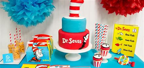Dr Widya Two Way Cake dr seuss day