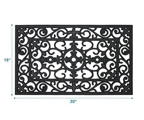Decorative Outdoor Door Mats Decorative Heavy Duty Doormat Rubber Outdoor Decor Welcome