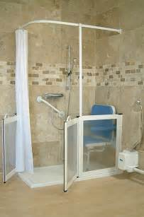 Walk In Bathtubs For Elderly Handicapped Tranquil Beige Bathrooms Stylish Eve