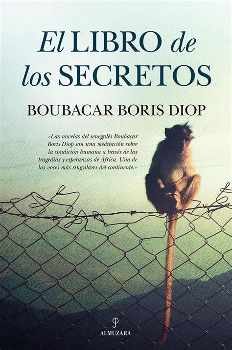boubacar boris diop el libro de los secretos