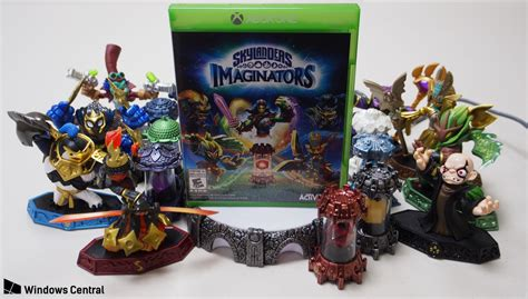 Kaos 3d The Withcer skylanders imaginators review at last create your own