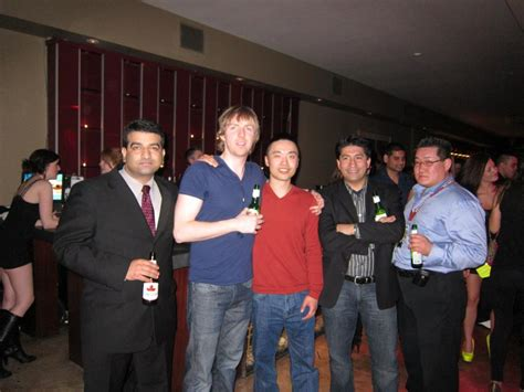 Mba Networking Events Toronto by Gerry In Mba Ryerson Ted Rogers