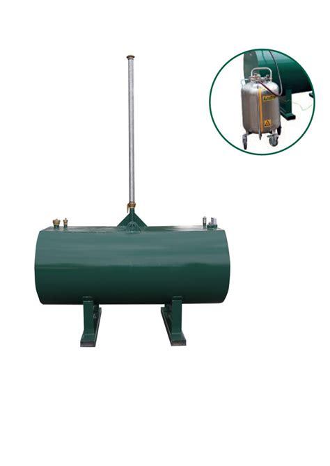 Fuel Shelf by Vapoursafe Contaminated Fuel Storage Tank