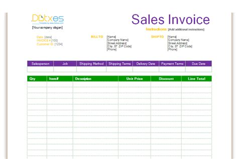invoice template xlx format xlsx preview invoice template microsoft excel