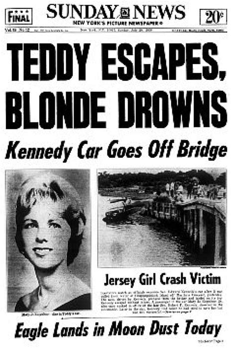 Chappaquiddick Report Picz Ted Kennedy And The Chappaquiddick