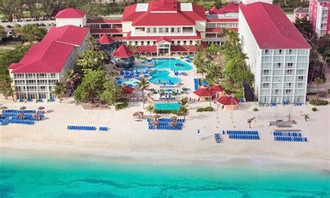 all inclusive breezes nassau resort vacation with airfare in nassau groupon getaways