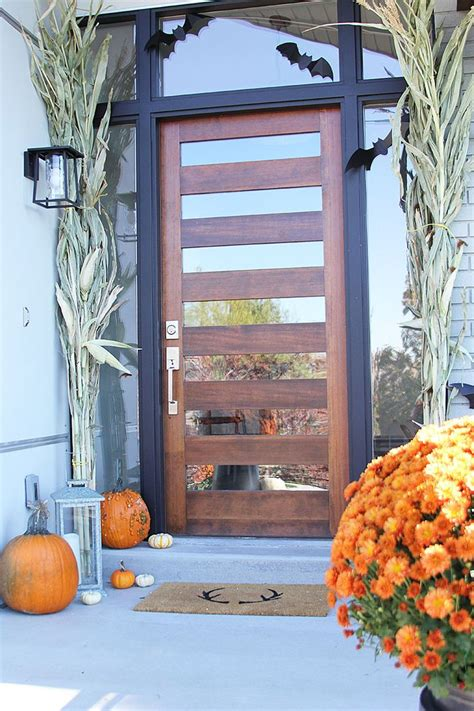wood front door best 25 modern exterior doors ideas on modern