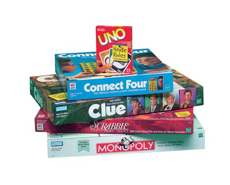 monopoly scrabble school specialty monopoly clue scrabble uno and connect