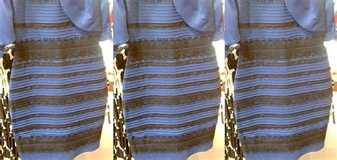Blue And Black Or White And Gold Dress Test by Blue And Black Or White And Gold Three Perspectives On