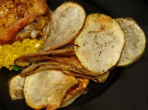 Handmade Crisps - potato chips big s