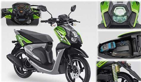 Lu Led Yamaha X Ride review all new yamaha x ride 125 autos id