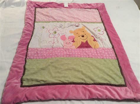 disney comfort blanket disney winnie pooh lovey security blanket blue rattle