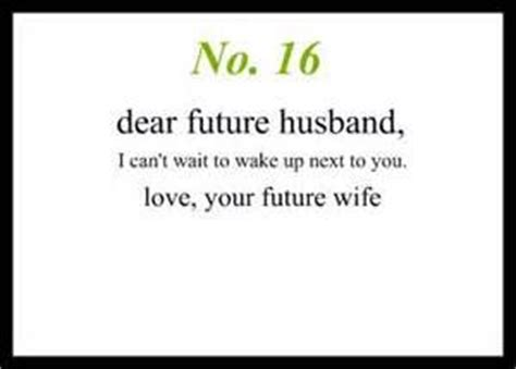 dear future fifty letters to the to be books best 25 future husband quotes ideas on