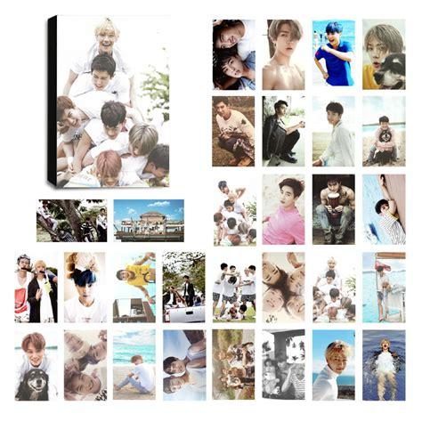 Set Photocard Kpop Exo D O exo dear happiness lomo photocard set kpop mall usa