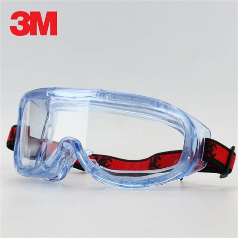 Chemical Splash Safety Goggles 3m 1623af Anti Impact And Anti Chemical Splash Glasses