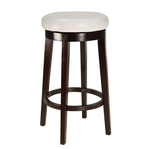 bar stools heights standard furniture smart height round white uplholstered