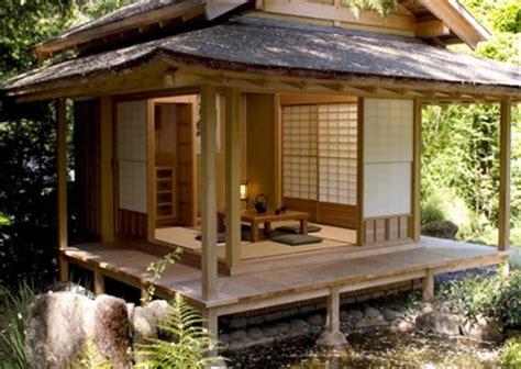 japanese garden structures viewing pavilions bridges