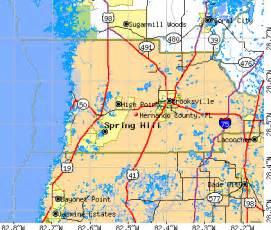 Hernando Florida Map by Hernando County Florida Detailed Profile Houses Real