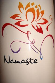 28 Namaste Om Aum Symbol Oval Id Bumper Sticker