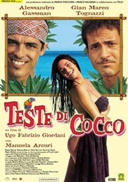 teste di cocco cast cast e personaggi teste di cocco 2000