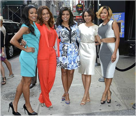 who is the new guy on gma 2014 quot think like a man too quot cast appear on good morning america