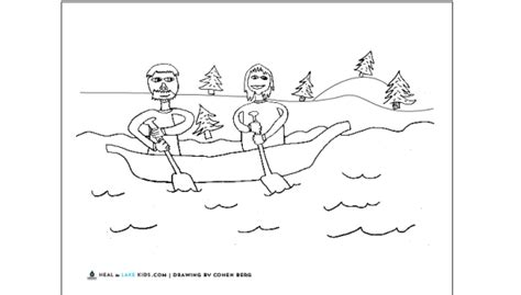 colouring pages archives heal the lake kids heal the