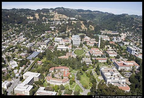 Uc Berkeley Search Photograph By Philip Greenspun Uc Berkeley Aerial 5