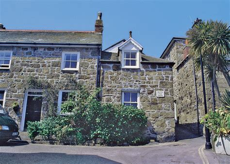 Cottages In Mousehole by Corner Cottage Cottages Mousehole Nr Penzance Cornwall