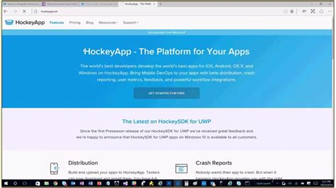 hockeyapp for android hockeyapp in xamarin forms tech channel 9