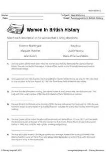 primaryleap co uk famous women in history worksheet
