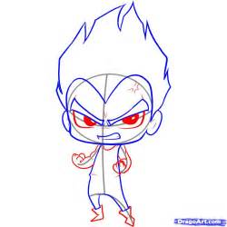 how to draw with you doodle how to draw chibi vegeta step by step chibis draw chibi