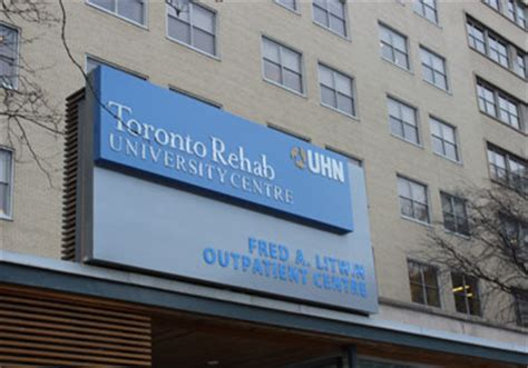 College Hospital Detox by Toronto Rehabilitation Institute