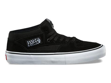 Harga Vans Half Cab Original vans quot half cab pro quot shoes black black white kunstform