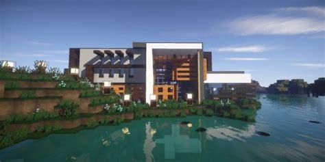 Clane   Modern House ? Minecraft House Design