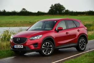 Madza C5 New Mazda Cx 5 2015 Facelift Pictures Auto Express