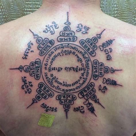 sak yant tattoo in bali 17 best images about sak yant on pinterest studios nice