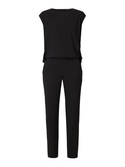 swing jumpsuit aus chiffon jumpsuits damen festliche jumpsuits overalls einteiler