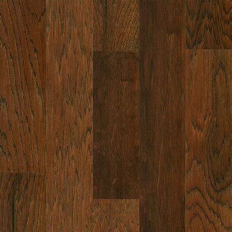 quot warm cherry quot by mohawk hickory click together 5 quot engineered hardwood floor old products