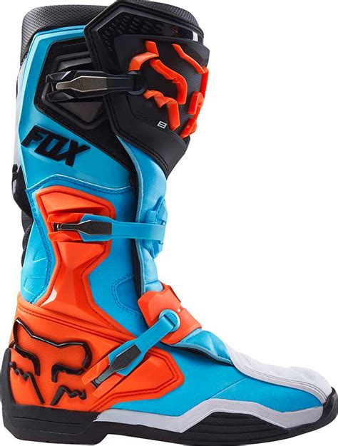 dirt bike boots mens 2016 fox racing comp 8 boots motocross dirtbike mx atv